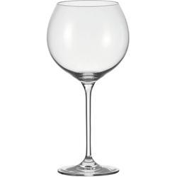 LEONARDO Rotweinglas Cheers (6-tlg), für Burgunder, 750 ml