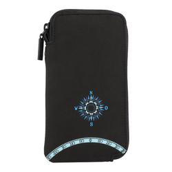 oxmox New Cryptan Smartphone Hülle Portfel 18 cm windrose