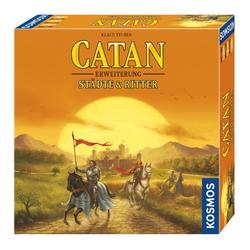Kosmos Spiel, Catan - Erweiterung - Städte und Ritter bunt