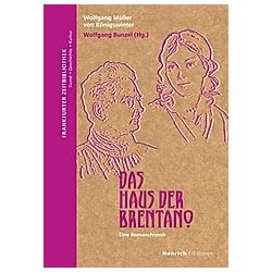 Das Haus der Brentano. Wolfgang Müller von Königswinter  - Buch
