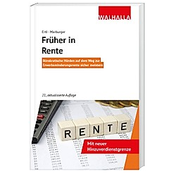 Früher in Rente. Horst Marburger  Nikolaus Ertl  - Buch