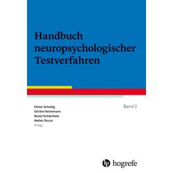 Handbuch neuropsychologischer Testverfahren: Buch von