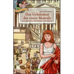 Das Geheimnis des roten Mantels als Buch von Sabine Wierlemann
