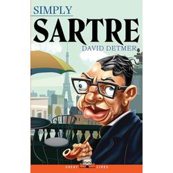 Simply Sartre als Taschenbuch von David Detmer