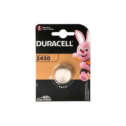 Duracell Duracell DL2450 Lithium Batterie IEC CR2450, 3 Vol Batterie
