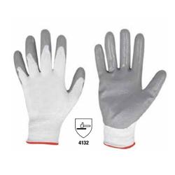 Nylon-Handschuh mit Nitrilkautschuk-Beschichtung