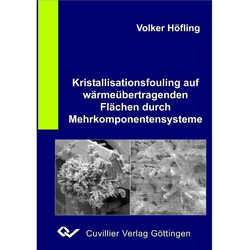 Kristallisationsfouling auf wärmeübertragenden Flächen durch Mehrkomponentensysteme: eBook von