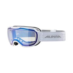 Alpina Sports Skibrille Skibrille Pheos S VM white weiß