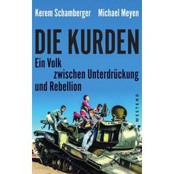 Die Kurden als Buch von Kerem Schamberger/ Michael Meyen