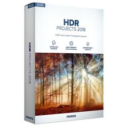 Projekty Franzis HDR 2018 Mac