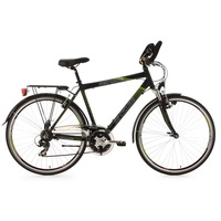 "KS Cycling Trekkingrad Herren Alu 28"" Metropolis Multipositionslenker"