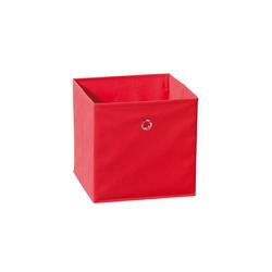 ebuy24 Aufbewahrungsbox Wase Aufbewahrungsbox rot.