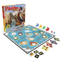 Hasbro Risiko Junior Brettspiel