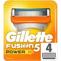Gillette Rasierklingen Fusion Power 4 St.