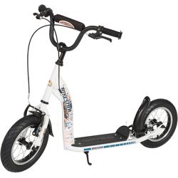 Bikestar Scooter weiß