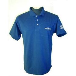 Bostik Handwerker Polo Shirt navy blau Größe XL