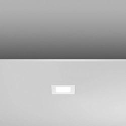 RZB Toledo Flat LED/5W-3000K 110 901485.002 LED-Einbaupanel Weiß