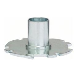 Bosch Kopierhülse für Bosch-Oberfräsen mit Schnellverschluss 16 mm