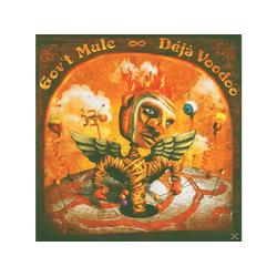Gov't Mule - Deja Voodoo (CD)