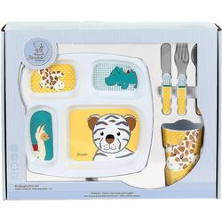 Sterntaler® Kindergeschirr-Set Geschirr-Set, Emmi Girl, 3-tlg gelb