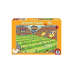 Finale im Fußballstadion (Kinderpuzzle)