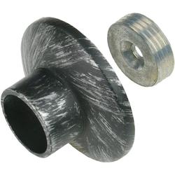 Gardinenstangenhalter Wandlager, Wandhalter für Gardinenrohre 16 mm