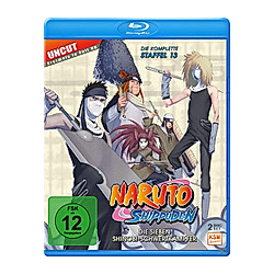 Naruto Shippuden - Staffel 13 - Folgen 496-509 - DVD  Filme