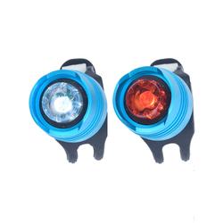 XQ Max Fahrradlichter Set Blau