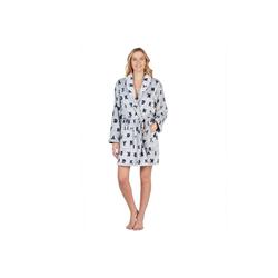 Damenbademantel, DKNY, Microfaser XL