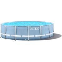 Intex Prism Frame Pool Set 457 x 107 cm inkl. Kartuschenfilteranlage