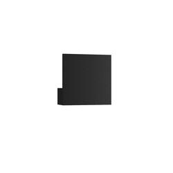 Puzzle Outdoor Square Wandleuchte - Anthrazit Schwarz