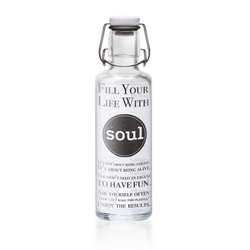 Soulproducts Soulbottle - Fill your Life with Soul 0.6L