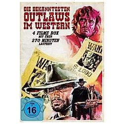 Die bekanntesten Outlaws im Western - DVD  Filme