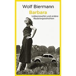 Barbara. Wolf Biermann  - Buch