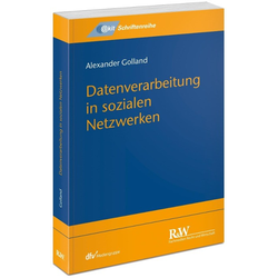 Datenverarbeitung in sozialen Netzwerken