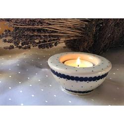 Kerzenständer / Teelichthalter, Ø 8,5 cm, 4 cm hoch, Tradition 26 BSN 7449