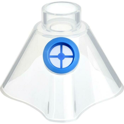 APONORM Inhalator Silikon-Maske Gr.L blau 1 St