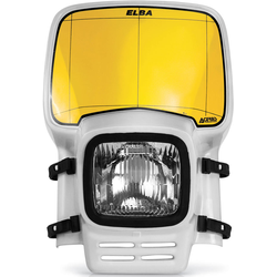 Acerbis Elba Headlight Koplamp, wit