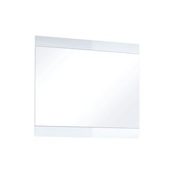 Germania Spiegel GW-Neapel in weiß, 87 x 76 cm