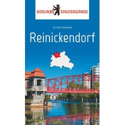 Reinickendorf als Buch von Oliver Ohmann
