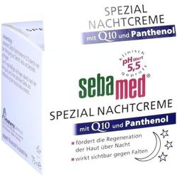SEBAMED Spezial Nachtcreme Q10 75 ml
