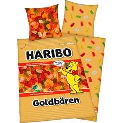 Wendebettwäsche Haribo Goldbären, HARIBO, mit tollem Motiv
