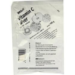 ASCORBINSÄURE Vitamin C Nachf. Pulver 100 g