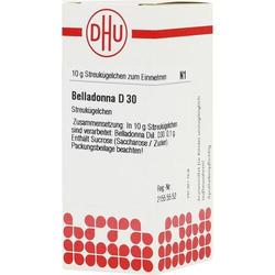 BELLADONNA D 30 Globuli 10 g