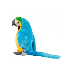 NATIONAL GEOGRAPHIC Kuscheltier Plüschtier-Papagei blau