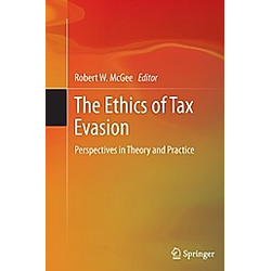 The Ethics of Tax Evasion - Buch