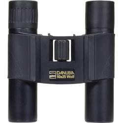 Danubia Fernglas 10 x 25mm Porro Schwarz 531721