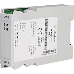 Ixxat CAN Repeater CAN Bus 1.01.0064.44000 Betriebsspannung: 12 V/DC, 24 V/DC