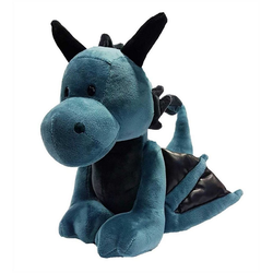 Nici Kuscheltier Kuscheliger Drache Ivar in blau 30 cm