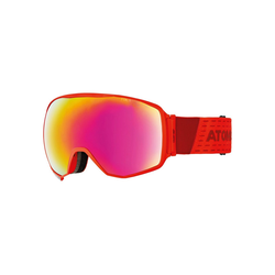Atomic Skibrille Count 360° HD rot